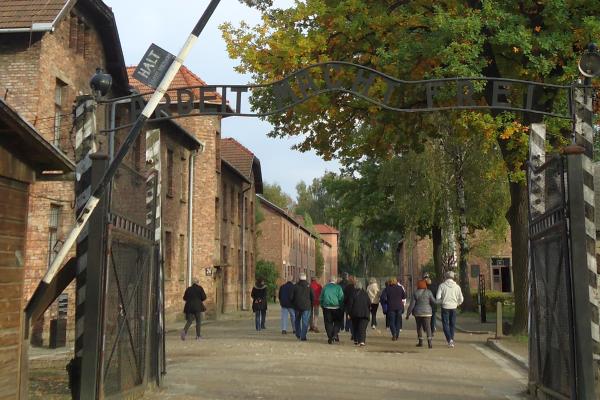 Auschwitz - 4/5-daagse vliegreis