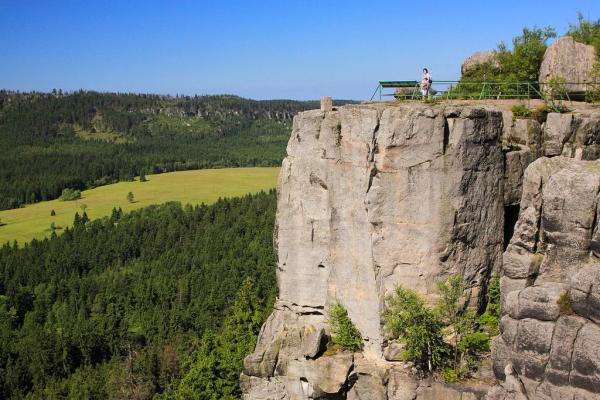 Kastelenreis Zuidwest Polen - Gory Stolowe