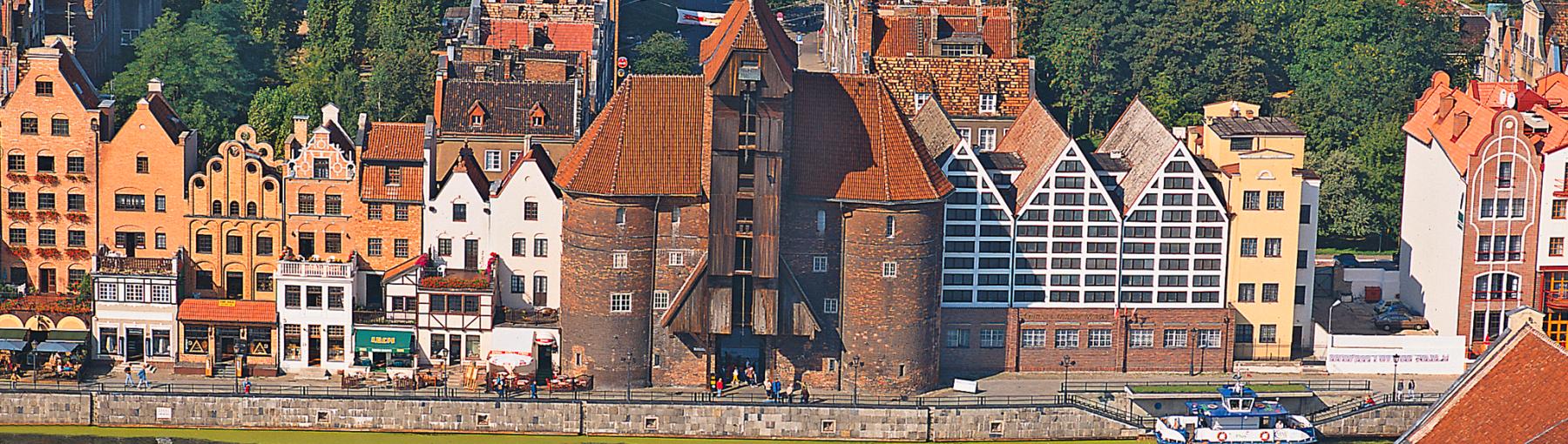 Gdansk 4-daagse vliegreis