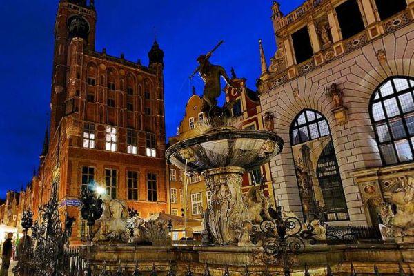 4-daagse vliegreis Gdańsk