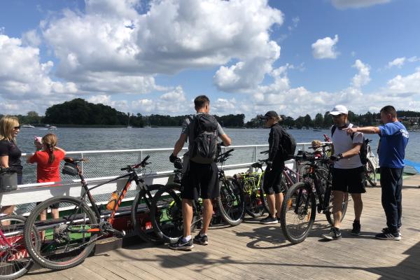 Wandel- kano- fietsvakantie