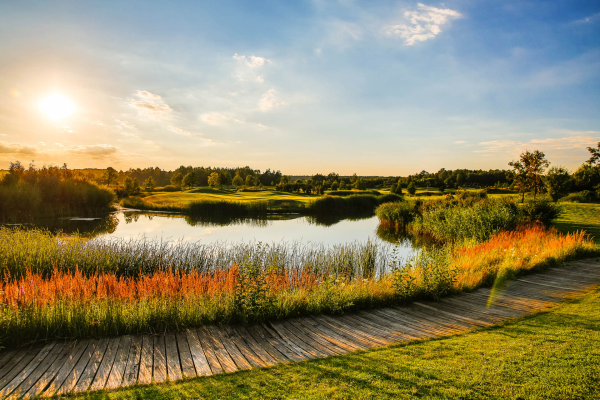Luxe golfreis Zuid Polen - Rosa Private Golf Club