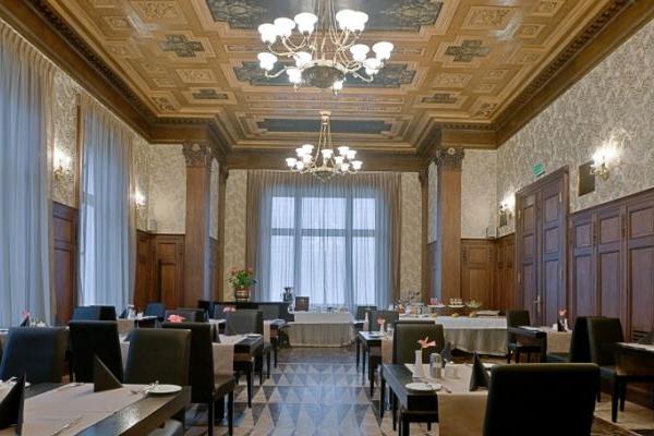 Platinum Palace restaurant