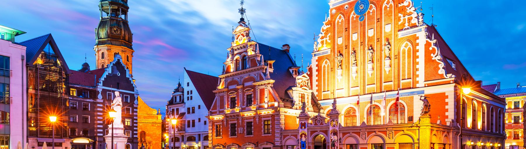 Polen en de Baltische Landen - 20-daagse autoreis
