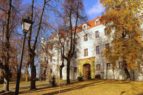 Kasteel Ryn, Polen