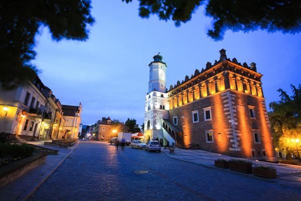 Kastelenreis Zuid Polen