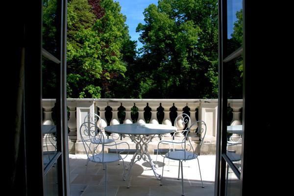 Sierakow balkon