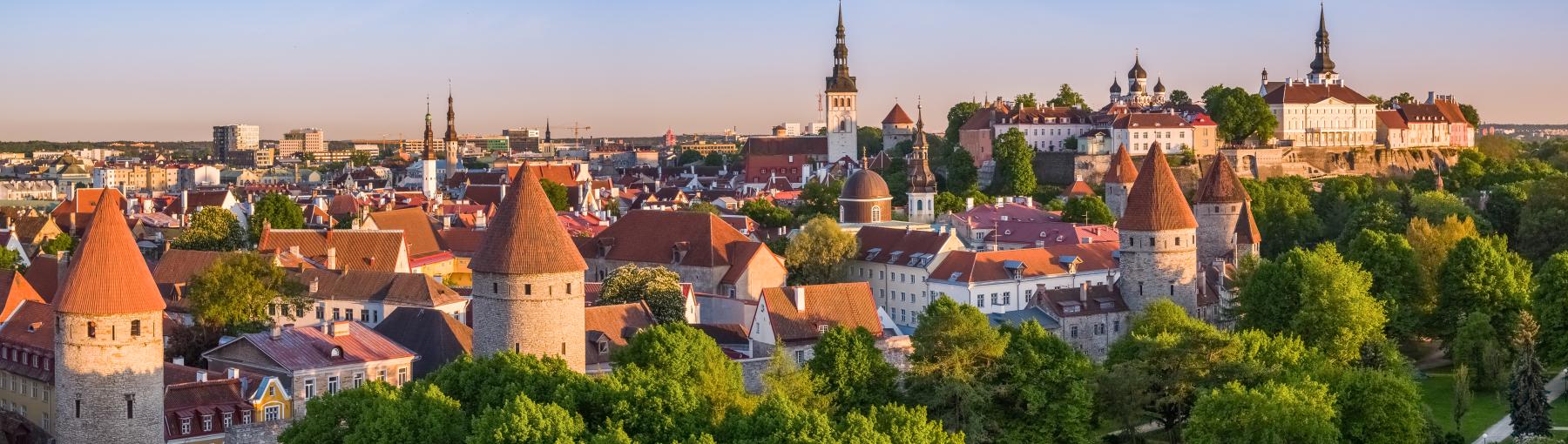 Polen en de Baltische Landen - autoreis