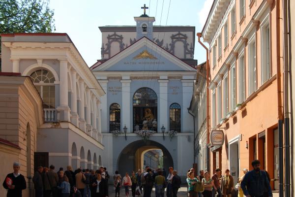 Polen en de Baltische Landen - autorondreis