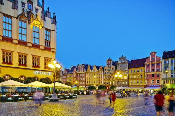 Autoreis Zuid Polen