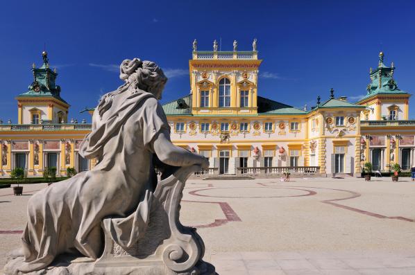 Vliegreis Warschau - verrassend en historisch, bruisend en modern