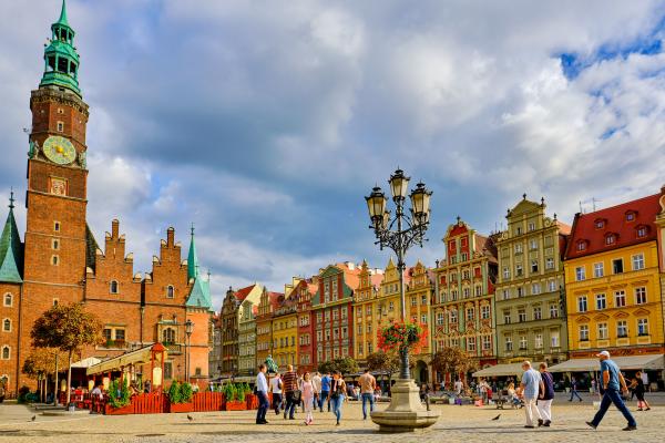 Wrocław_Rynek