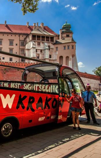 Hop on Hop off Krakow
