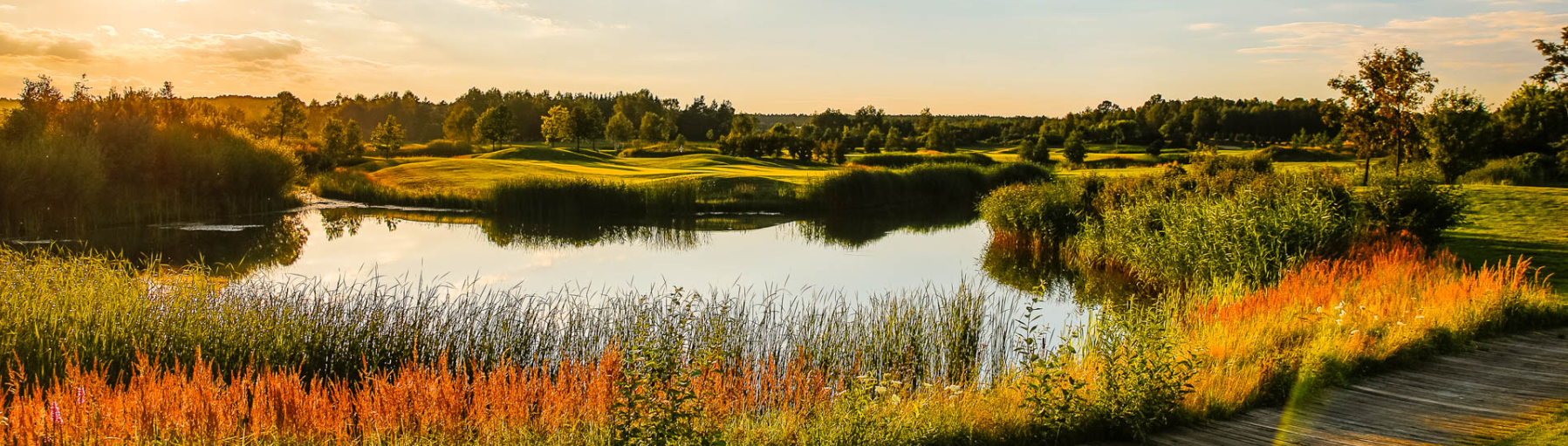 Golfreis Polen - Rosa Private Golf & Country Club