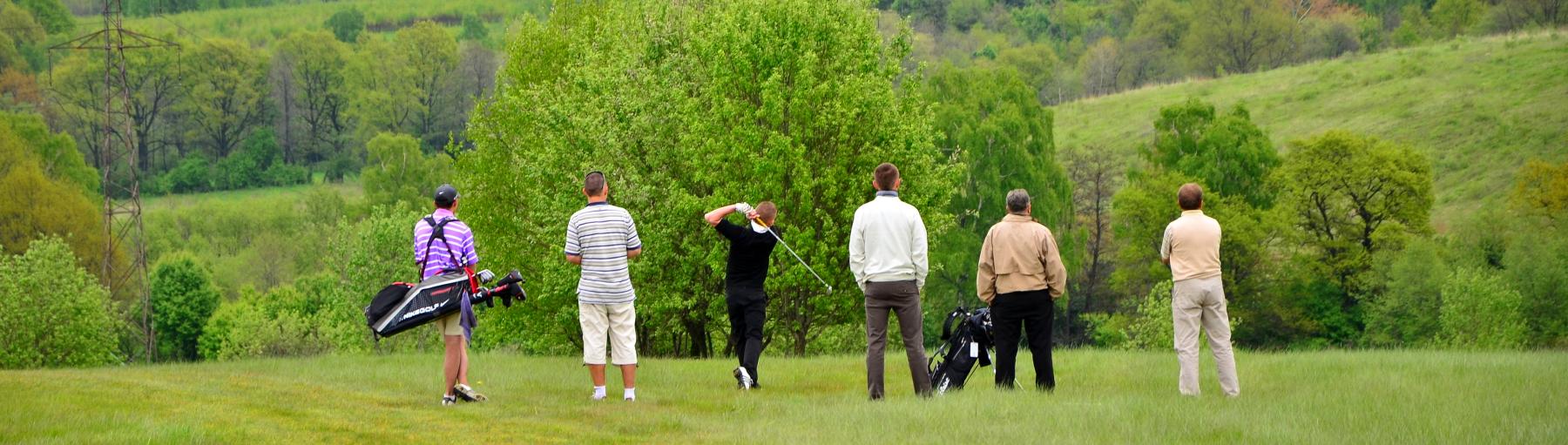 Golfreis Polen - Royal Kraków Golf & Country Club
