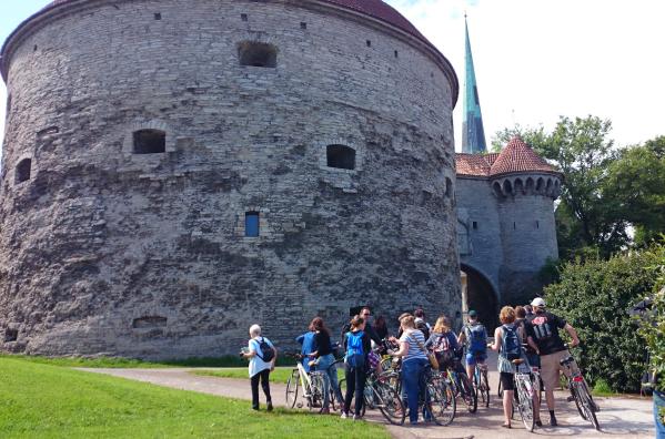 Tallinn - 4/5-daagse vliegreis