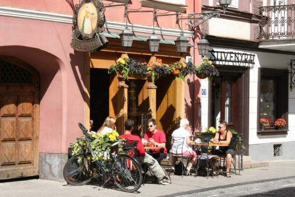 Vilnius - 4/5-daagse vliegreis