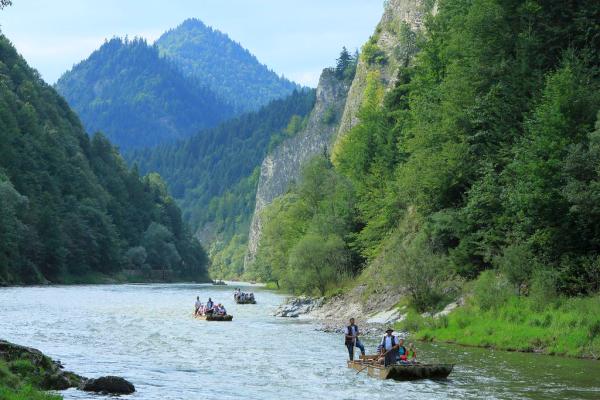 Spływ Dunajcem 444