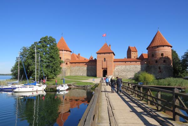 Fietsvakantie De Baltische Landen